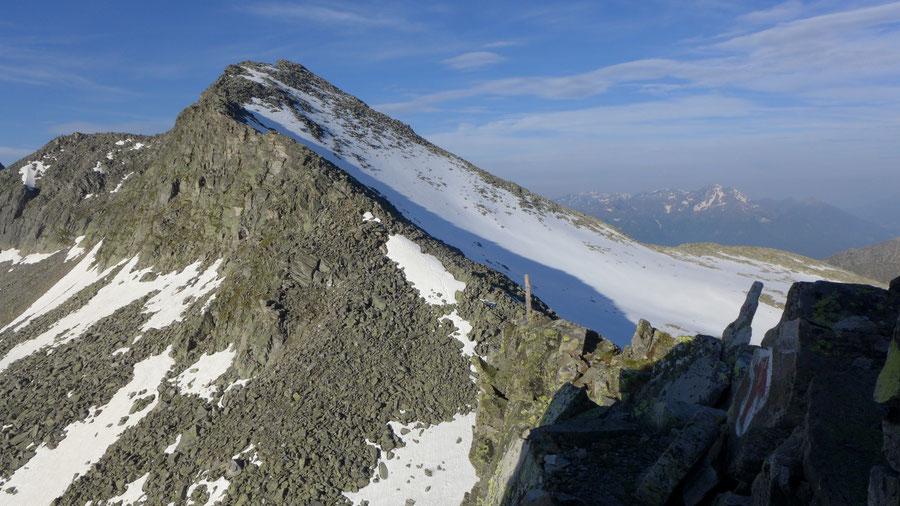Reißeck Höhenweg - Zwenberger Scharte - Bergtour, Reißeckgruppe, Kärnten