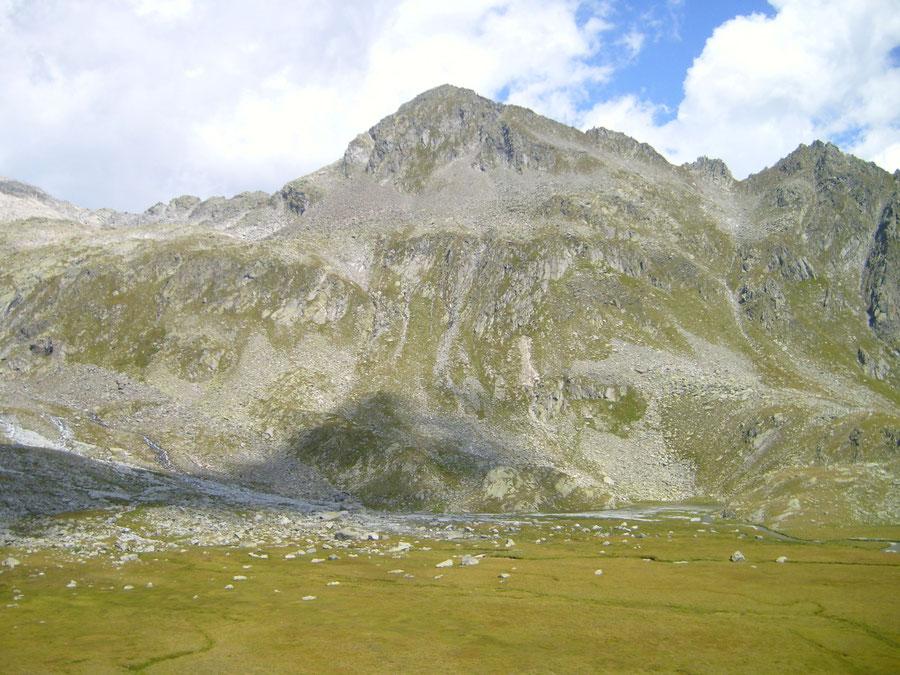 Stabeler Höhenweg - Gelenkmoos Gelenkscharte - Bergtour, Zillertaler Alpen, Südtirol