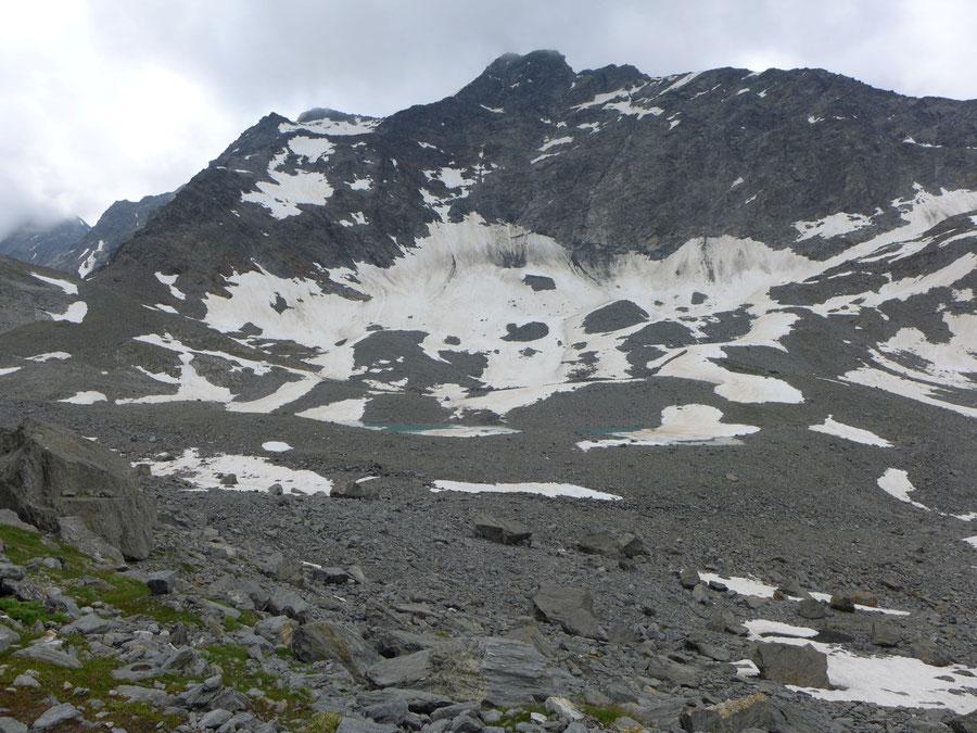 Neue Reichenberger Hütte - Wanderung Lasörlinggruppe - Keeseck von der Daberlenke