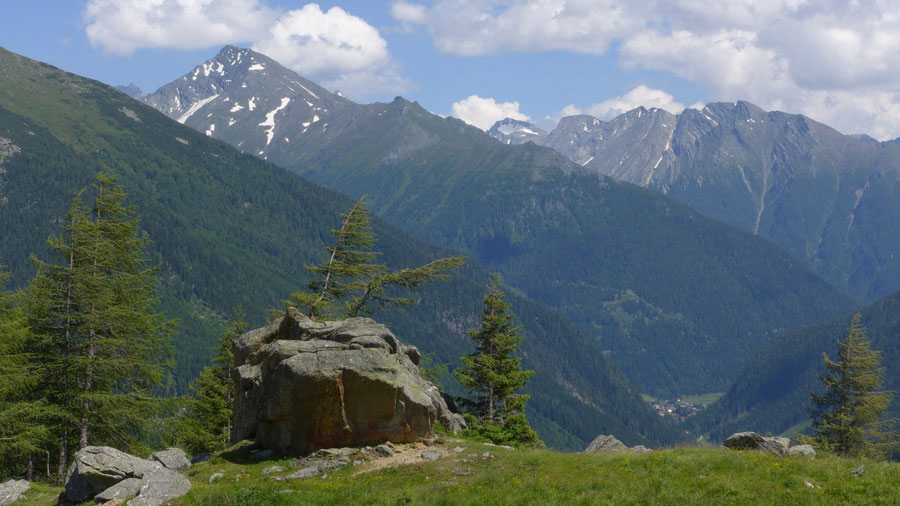 JWD Bergtouren Maresenspitze von Westen