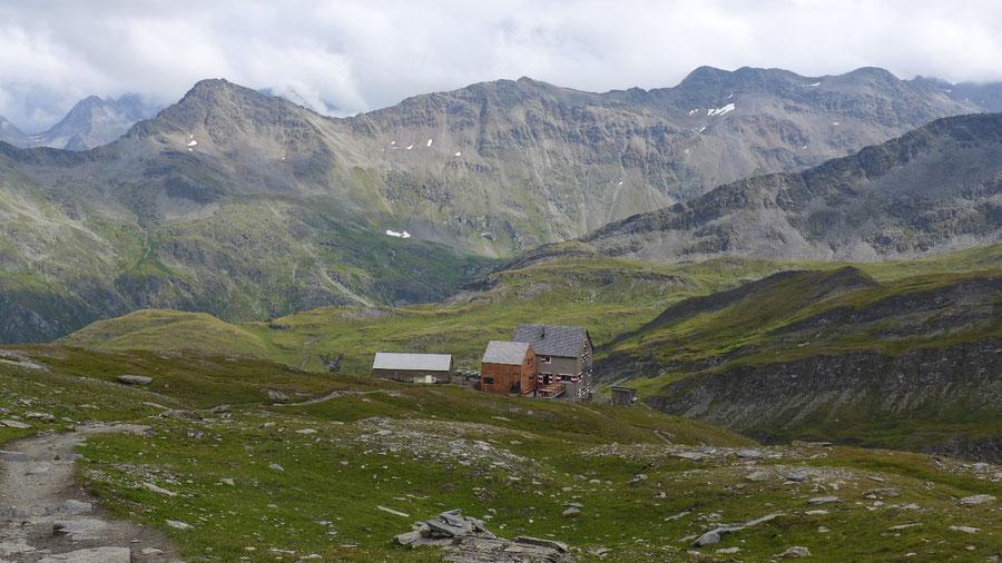 Großglockner Normalweg - Salmhütte - Bergtour, Weg der Erstbesteiger, Kärnten
