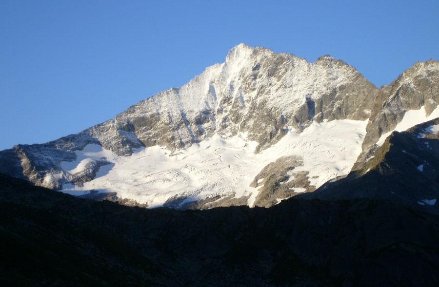 Großer Löffler - Nordostwand - Bergtour, Zillertaler Alpen, Ahrntal, Südtirol