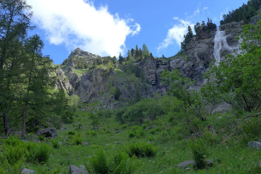 Zaubernock - Geißrücken am Riekenfall - Bergtour, Obere Mooshütte, Reißeckgruppe, Kärnten