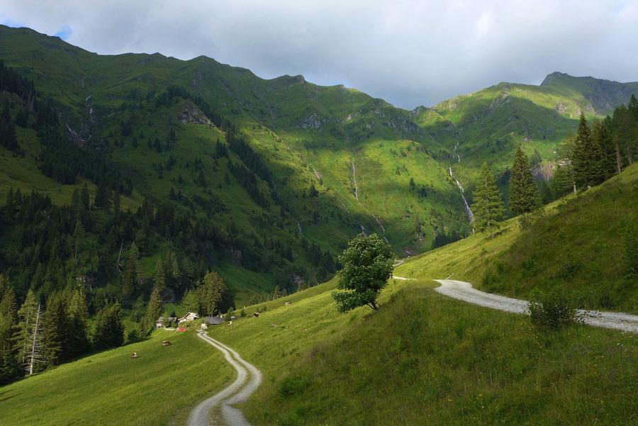 JWD Bergtouren Hafnergruppe Kreealm