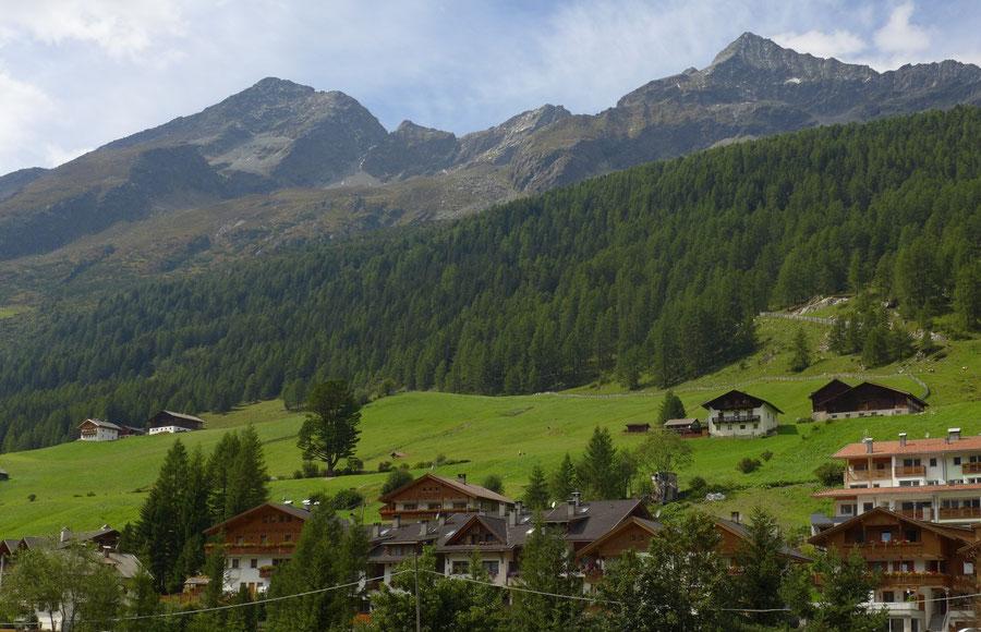 JWD Bergtouren Durreck- und Rieserfernergruppe Rein in Taufers