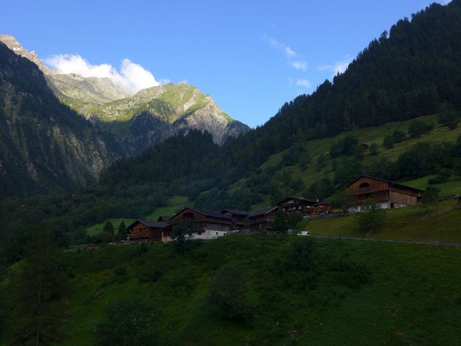 JWD Bergtouren Wildenkogel Ausgangspunkt Gruben