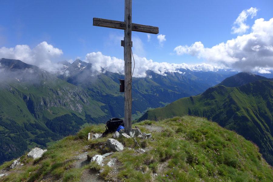 JWD Bergtouren Toinigspitze Gipfel