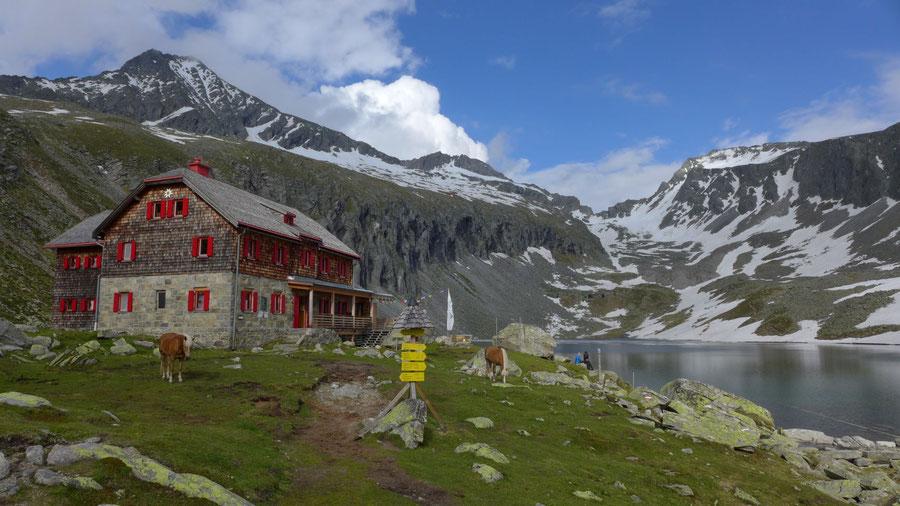 Reißeck Höhenweg - Arthur-von-Schmid-Haus - Bergtour, Reißeckgruppe, Kärnten