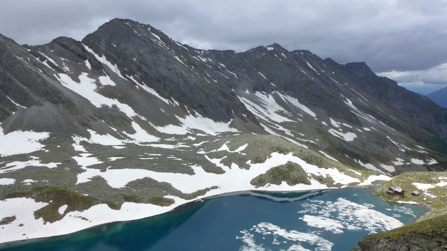 Reißeck Höhenweg - Dösener See, Arthur-von-Schmid-Haus - Bergtour, Reißeckgruppe, Kärnten