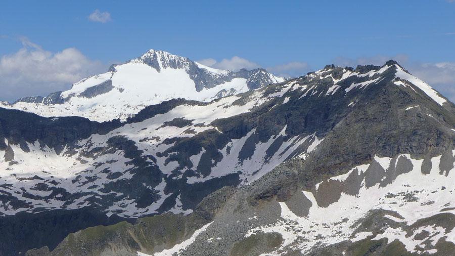 Zaubernock - Zaubernock und Hochalmspitze - Bergtour, Obere Mooshütte, Reißeckgruppe, Kärnten