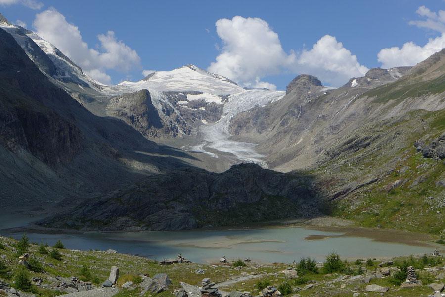 Gletscherlehrweg Pasterze - Panorama Elisabethfelsen - Wanderung, Großglockner Hochalpenstraße