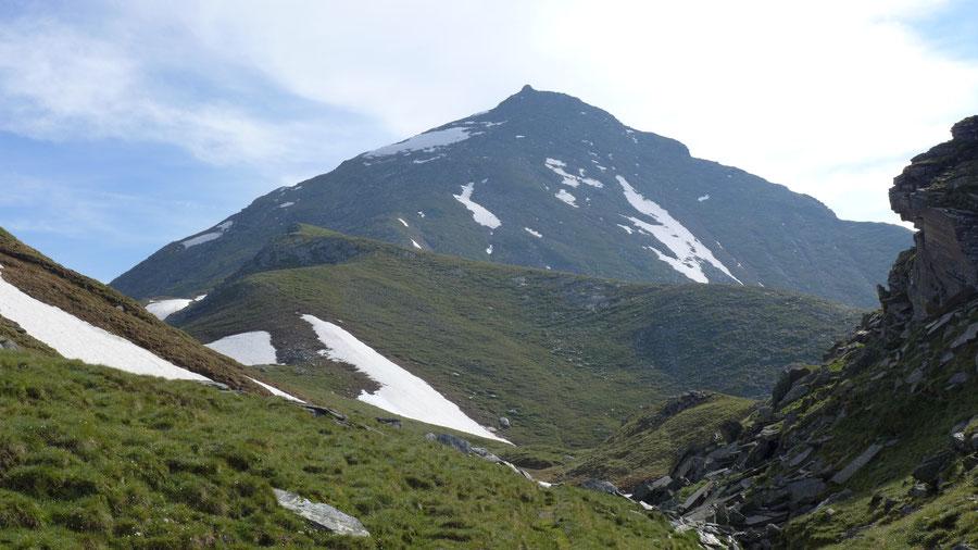 JWD Bergtouren Maresenspitze Plateau hinter den Törlköpfen