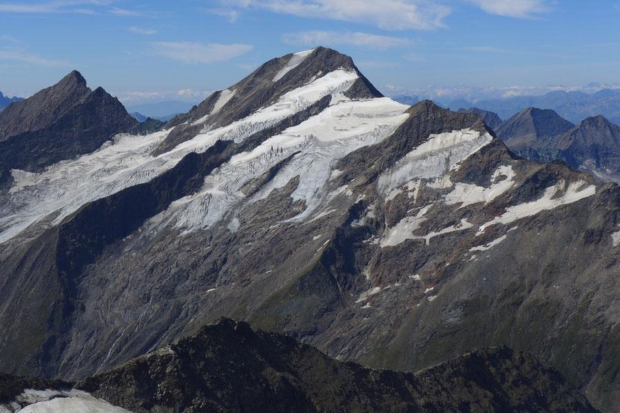 Nördliche Malhamspitze - Bergtour, Ostgrat, Essener-Rostocker-Hütte - Rötspitze Nordgrat