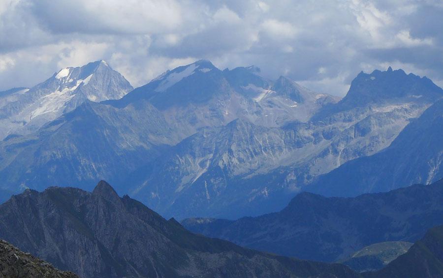 JWD Bergtouren Rieserfernergruppe mit Hochgall, Schneebigem Nock und Fenserlekofel