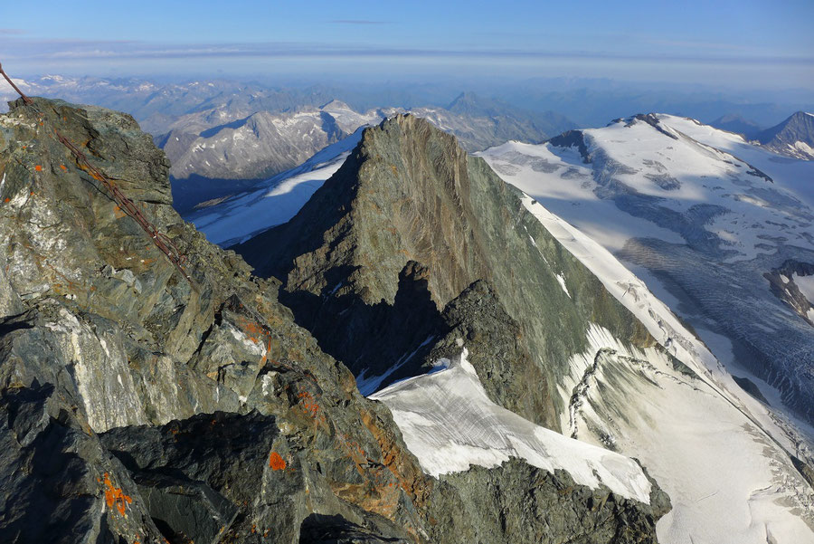 Großglockner Normalweg - Glocknerwand - Bergtour, Weg der Erstbesteiger, Kärnten