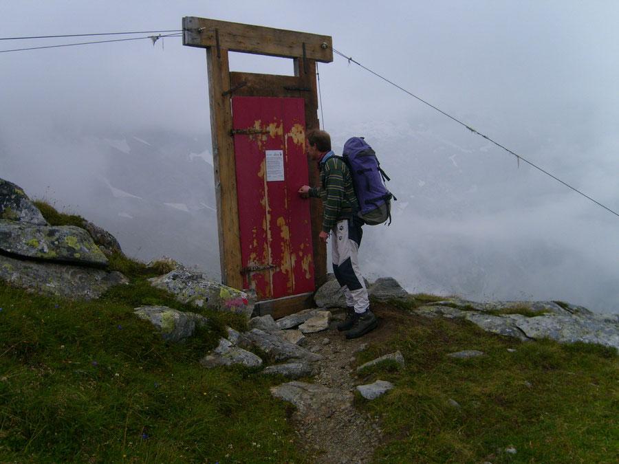 Lapenscharte - Tor ins Unbekannte - Kasseler Hütte, Greizer Hütte - Wanderung, Bergtour, Zillertaler Alpen