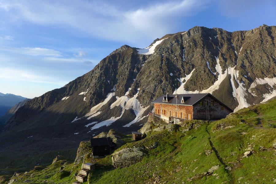 JWD Bergtouren Wildenkogel Badener Hütte
