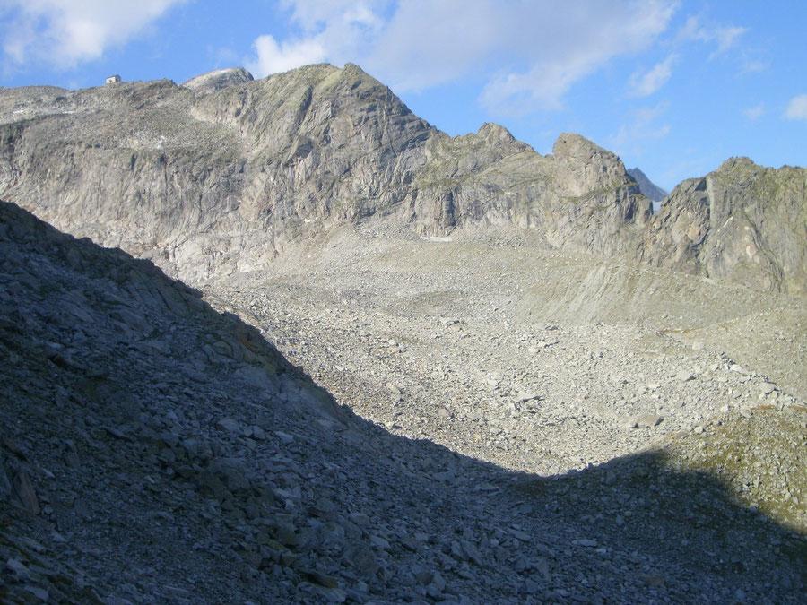 Stabeler Höhenweg - Rotbachtal und Großes Tor - Bergtour, Zillertaler Alpen, Südtirol