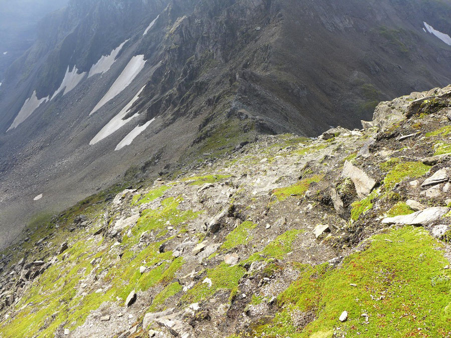 Kapuziner - Südostgrat, Obere Pfandlscharte - Bergtour, Großglockner Hochalpenstrasse, Kärnten