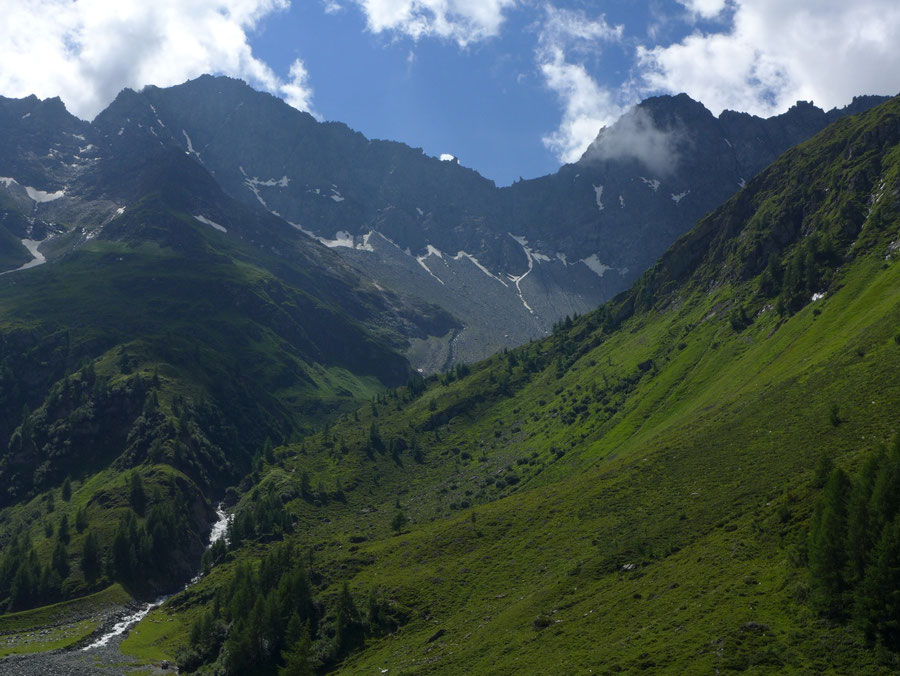 Wildenkogel - Frosnitztal, Nördliche Göriacher Röte - Bergtour, Badener Hütte, Wildenkogelweg