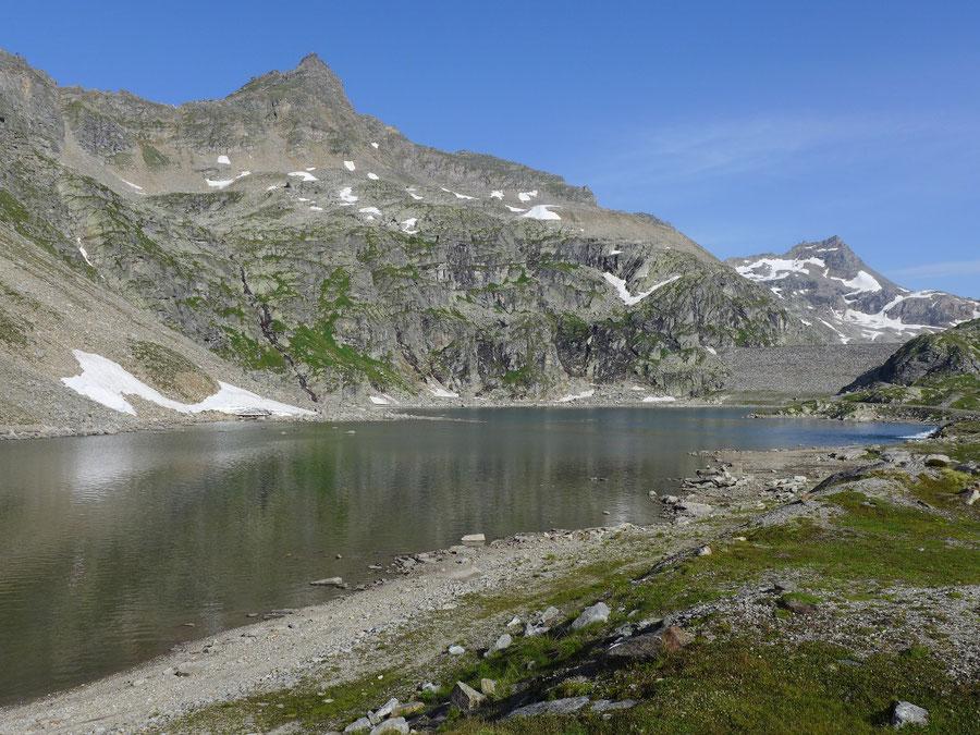 Sadnig-Höhenweg - Weißsee - Bergtour, Mölltaler Gletscher, Fraganter Hütte, Kärnten