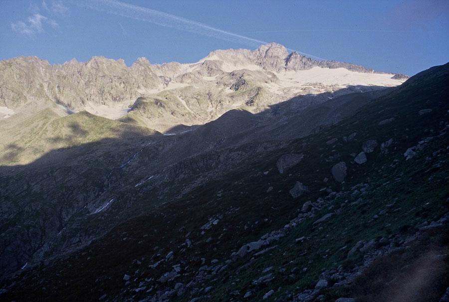 Keilbachspitze - Oberes Frankbachtal, Großer Löffler - Bergtour, Zillertaler Alpen, Ahrntal, Südtirol