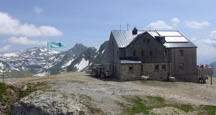 Hagener Hütte - Nordwind - Wanderung, Mallnitzer Tauern, Jamnigalm, Sportgastein