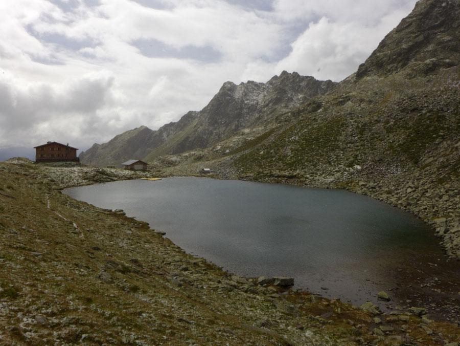 Pfunderer Höhenweg - Tiefrastensee - Wanderung, Pfunderer Berge, Südtirol