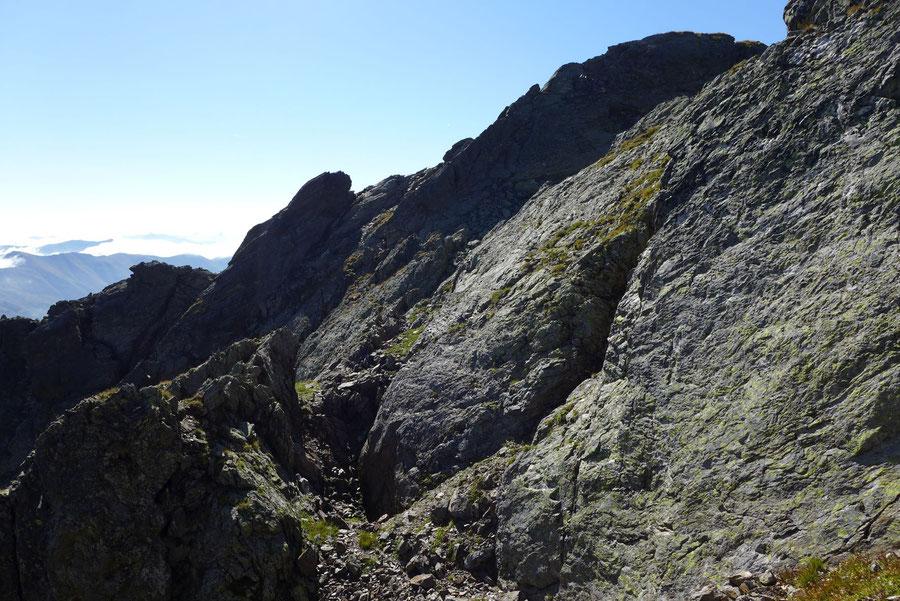 Rothorn - Nordwestgrat, Scharte - Bergtour, Kreuzeckgruppe, Kärnten