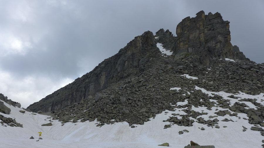 Reißeck Höhenweg - Kleine Leier über Rossalmscharte - Bergtour, Reißeckgruppe, Kärnten