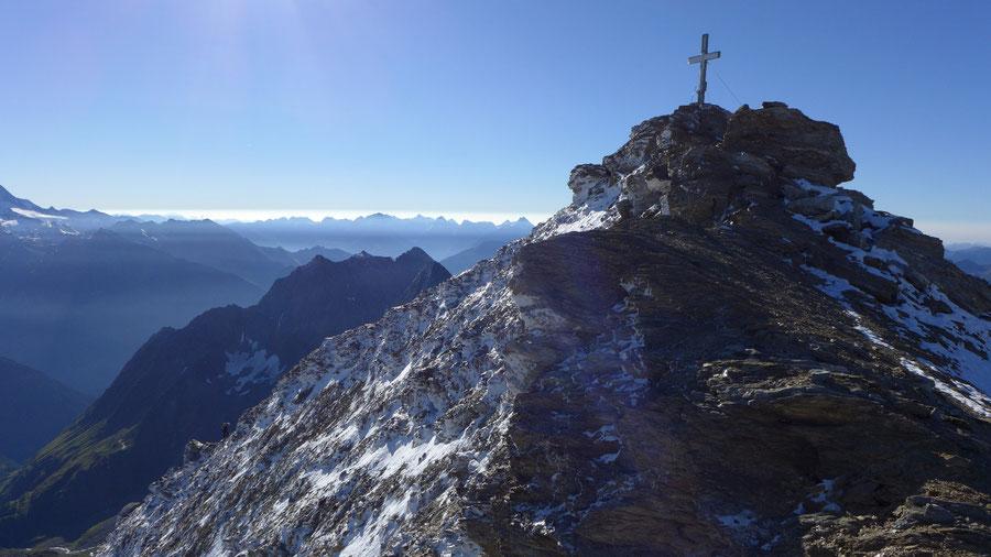 Hoher Eichham - Säulkopf Gipfel - Bergtour, Bonn-Matreier-Hütte, Osttirol