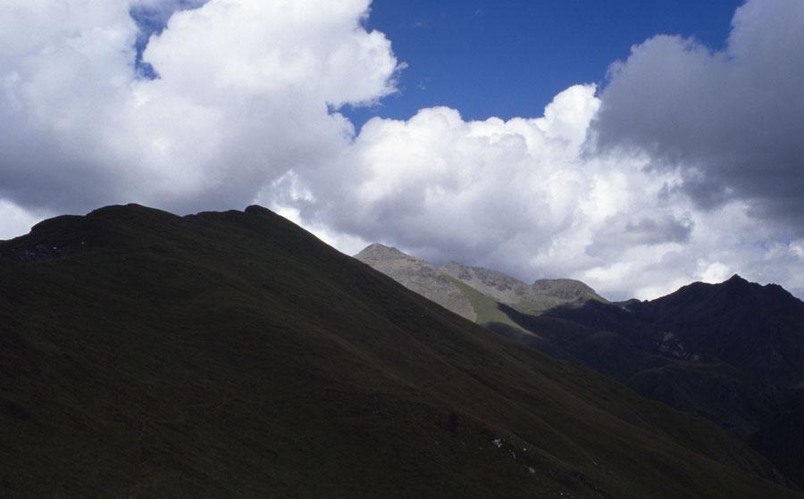 JWD Bergtouren Pfunderer Berge Sengesspitze