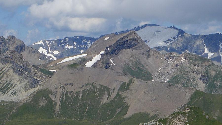 Hoher Sadnig - Sandfeldkopf und Schareck - Bergtour, Fraganter Hütte, Sadnighaus, Sadnigscharte