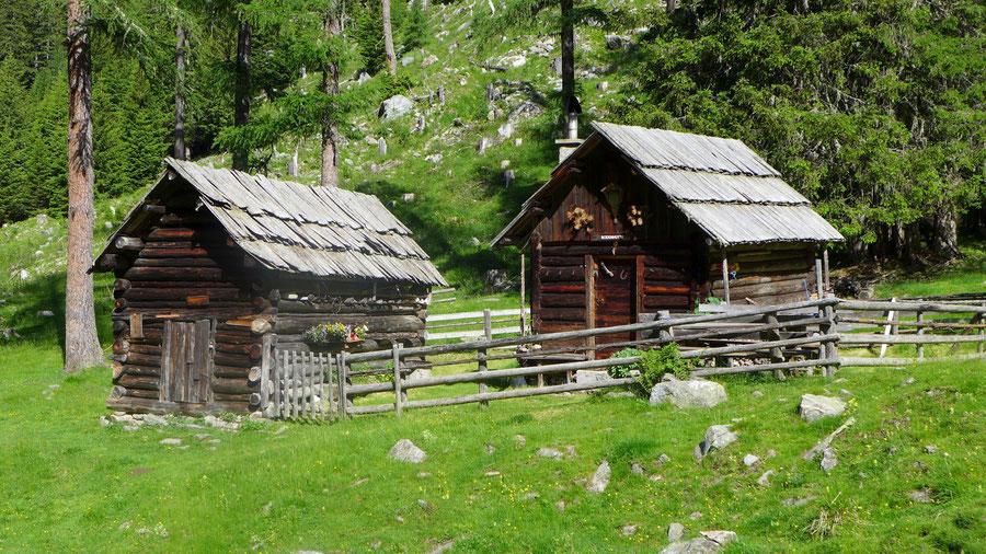 Kaponigtal - Bodenhütte - Wanderung, Reißeckgruppe, Mölltal, Kärnten