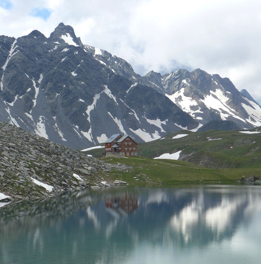 JWD Bergtouren Keeseck Neue Reichenberger Hütte