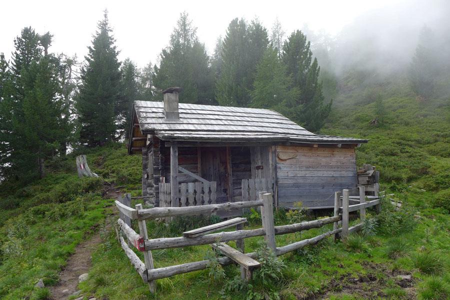 Kälberhüttl - Mösernhütte Mernikalm - Wanderung, Kreuzeckbahn, Kärnten
