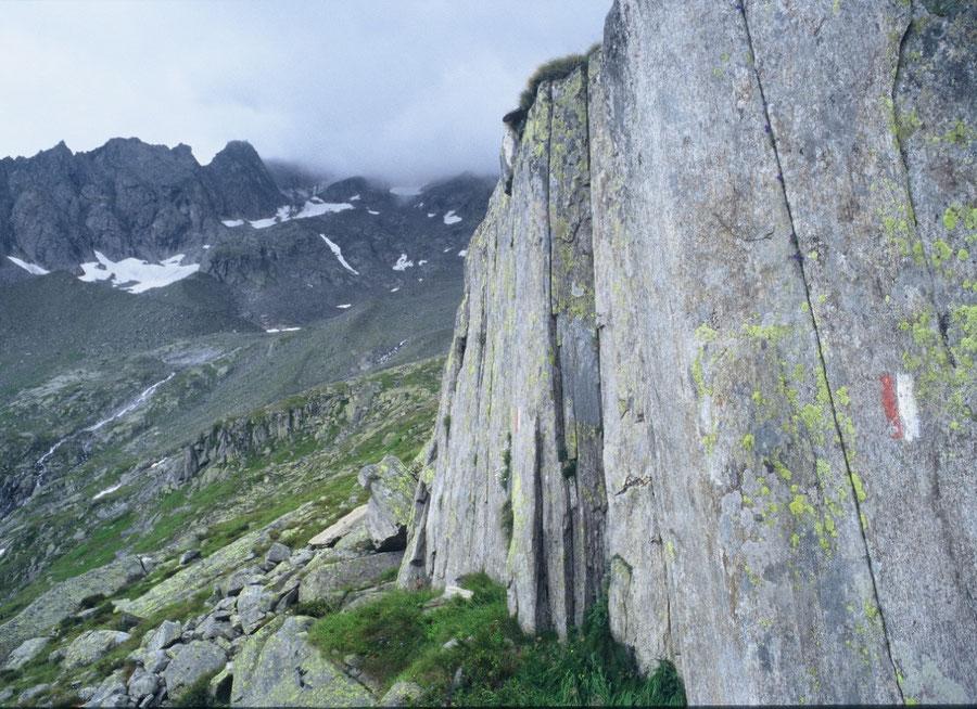 Keilbachspitze - Frankbachtal - Bergtour, Zillertaler Alpen, Ahrntal, Südtirol