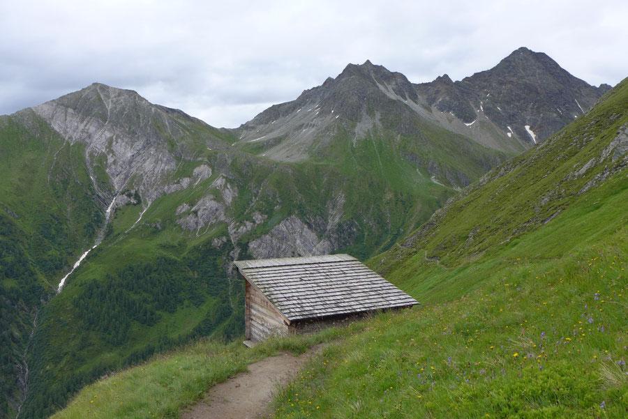 JWD Bergtouren Lasörlinggruppe Muhs-Panoramaweg