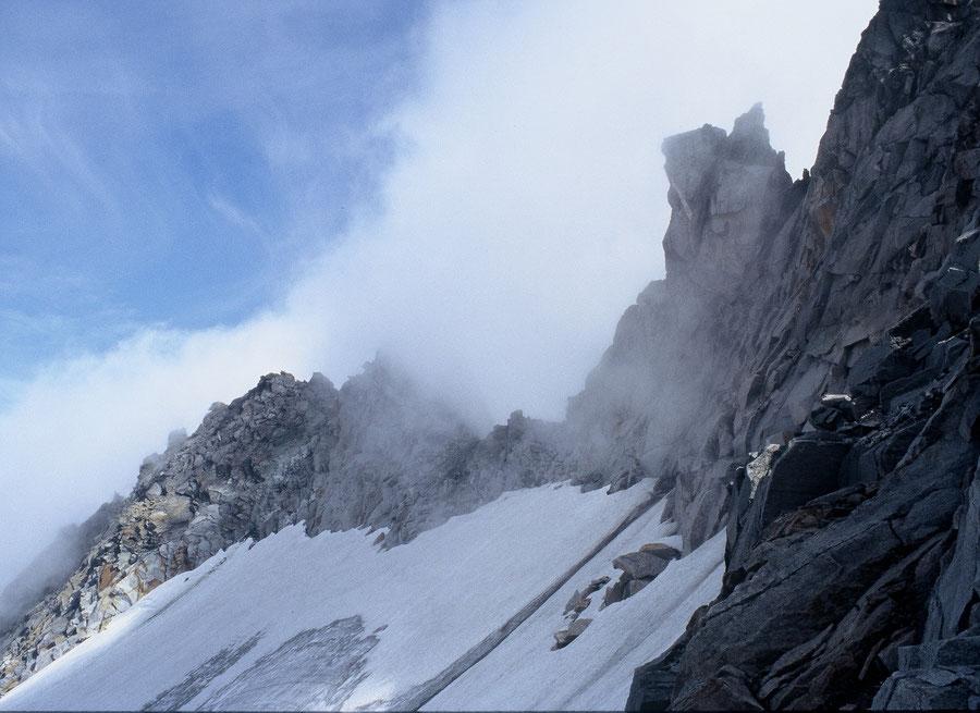 Keilbachspitze - Wilde Gratzacken am Normalweg - Bergtour, Zillertaler Alpen, Ahrntal, Südtirol
