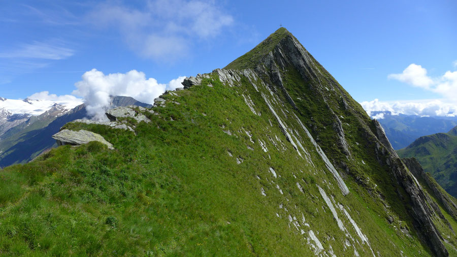 JWD Bergtouren Toinigspitze Südwestgrat