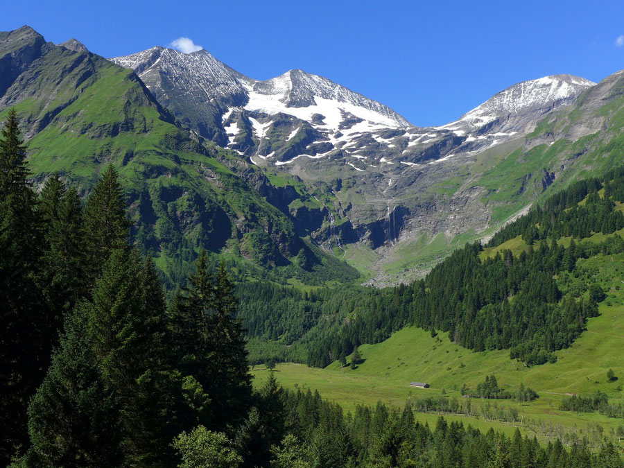JWD Bergtouren Käfertal & Trauneralm Fuscherkarkopf und Sinwelleck