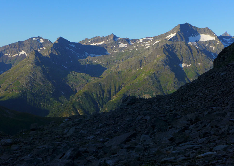 JWD Bergtouren Wildenkogel von Nordosten