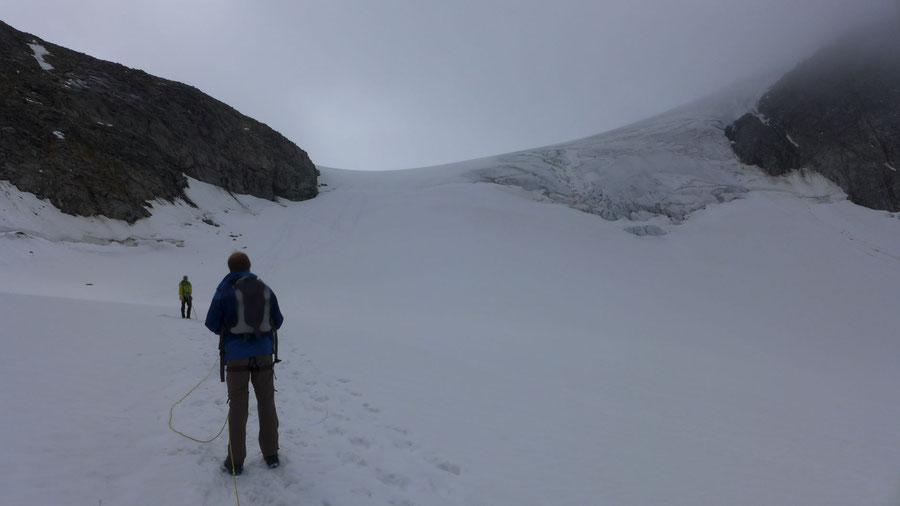Großvenediger - Bergtour, Gletschertour, Kürsinger Hütte - Venedigerscharte
