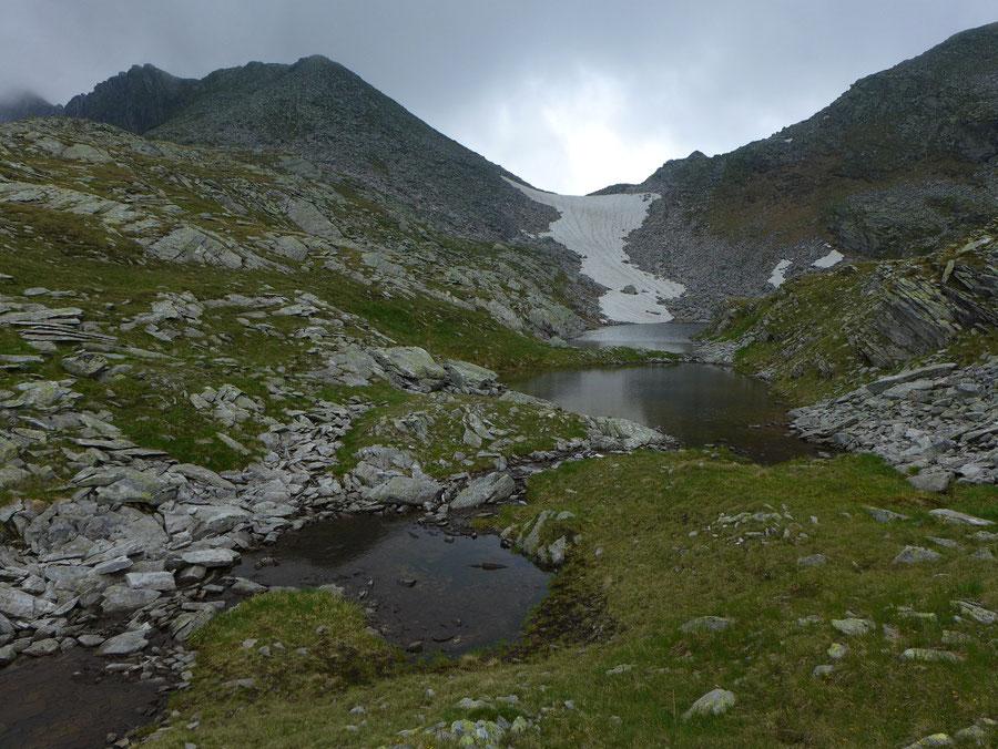 Albert-Biwak - Wanderung, Bergtour, Großarltal, Murtörl - Schöderscharte