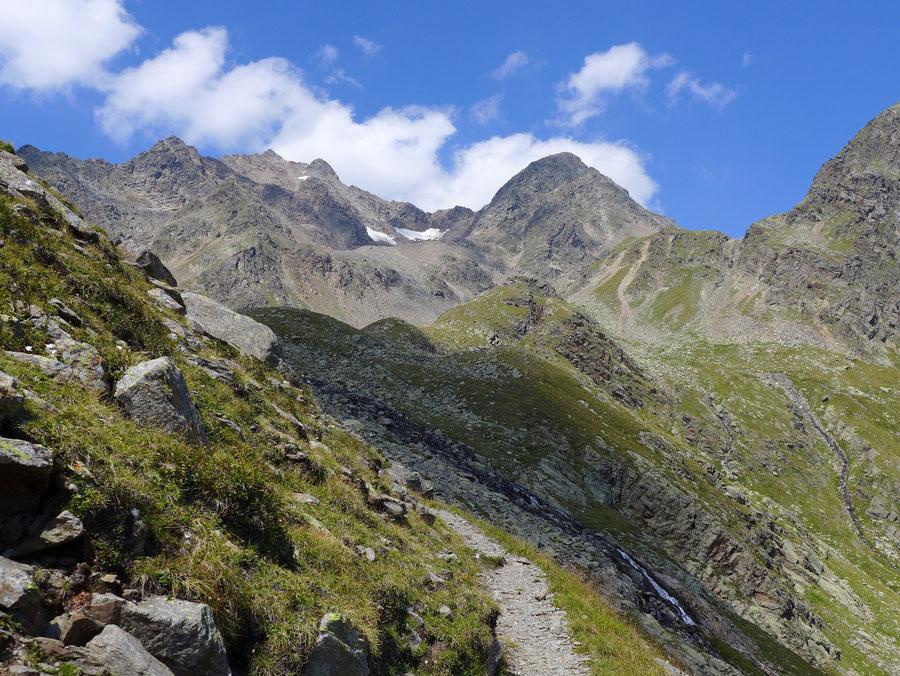 Leibnitztörl und Hochschoberhütte - Franz-Keil-Weg - Bergtour, Lienzer Hütte, Osttirol