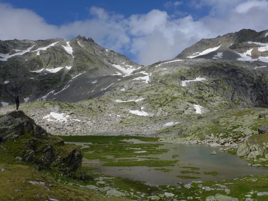 Großer Landeckkopf Südwestgrat - Schandlasee - Bergtour, Granatspitzgruppe, Osttirol