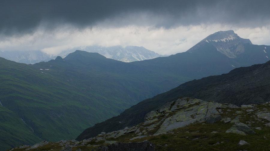 JWD Bergtouren Hafnergruppe Weißeck in den Radstädter Tauern