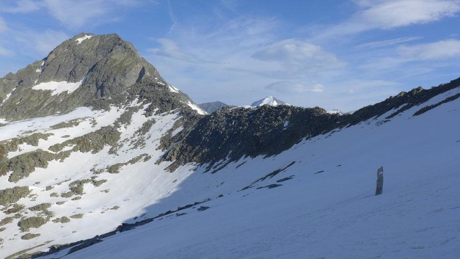 Reißeck Höhenweg - Tristenspitze und Zwenberger Törl - Bergtour, Reißeckgruppe, Kärnten