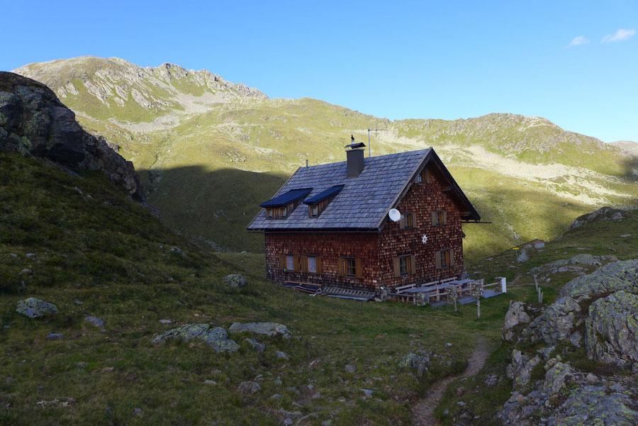 Feldnerhütte - Teuchl, Staller Wölla - Wanderung, Kreuzeckgruppe, Kärnten