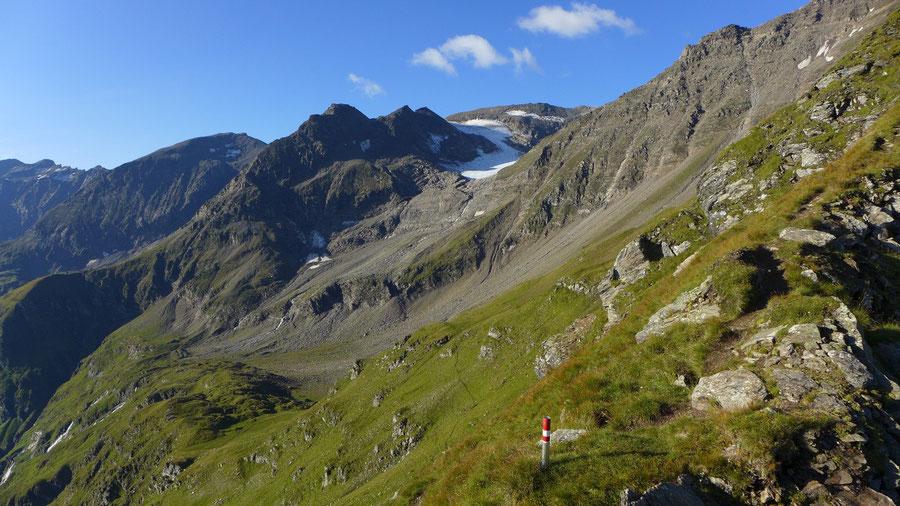 Schareck Neuwirtsteig - Nordostgrat, Scharte - Bergtour, Klettersteig, Sportgastein